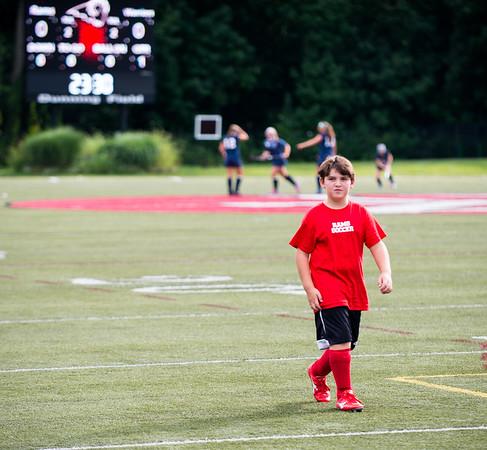 NCHS FH vs Wilton 9/9/14