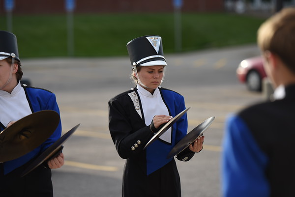 Marching Band vs Plattsmouth