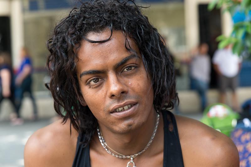 Homeless Man 2