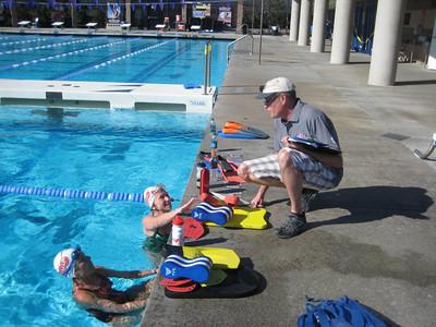 New Years Swim 2012