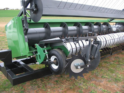 PP02 - Pea Plucker and Auger Front 29ft