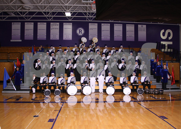 2011 RTHS HUBS MARCHING BAND PICTURE DAY