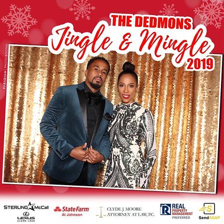 The Dedmons Jingle & Mingle - Photos