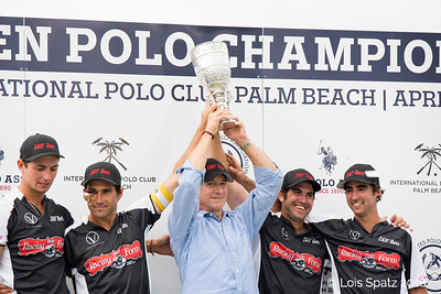2018 US OPEN Championship Final - April 22 at International Polo Club in Wellington, FL