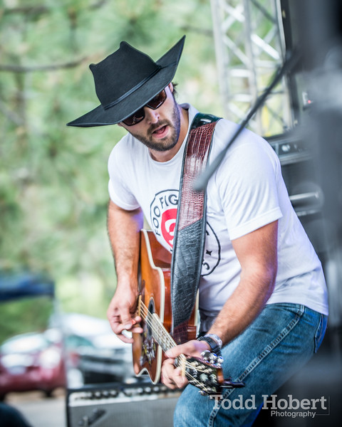 Zach Hinson @ ChinookFest Central 2015