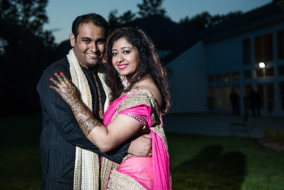 Sruthi & Kunal  |  Wedding Pictures