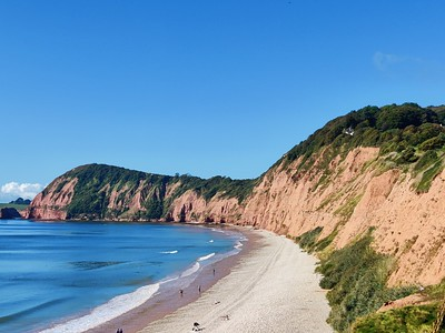 Sidmouth in September