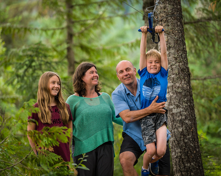 Pardoe Family Portraits