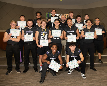 2018 All District Awards