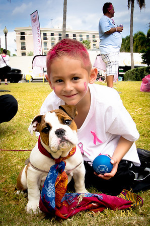 Komen Race for the Cure 2014, WPB, FL