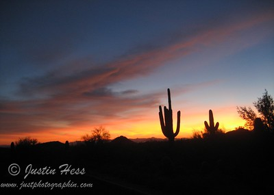 Arizona Sunset 3-5-2011