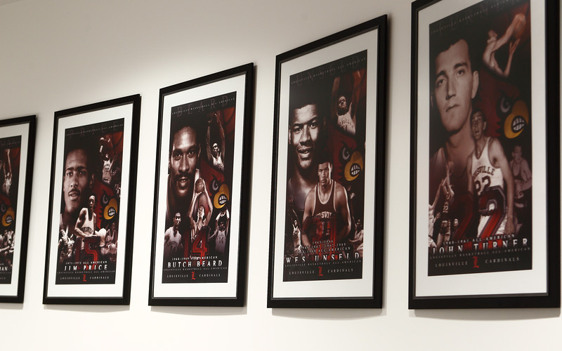 All American Posters, KFC Yum! Center