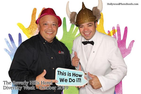 The Beverly Hills Hotel Diversity Week
