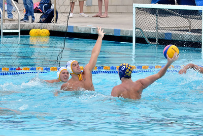 Fisher Cup 2011 Seventh Place Game - UCLA vs Santa Barbara Water Polo Club 5/22/11.  Final score 11 to 9.  7th Place UCLA vs SBWPC.  Photos by Allen Lorentzen.