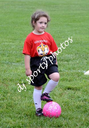 LSA Westport U6 Soccer