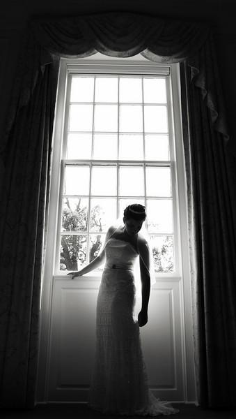 Rebecca Mcrae Bridal Portrait