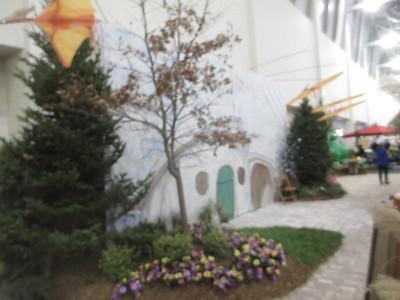 Flintstone Garden