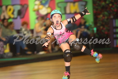 South Side Roller Derby   Aug. 13, 2017 6:30pm