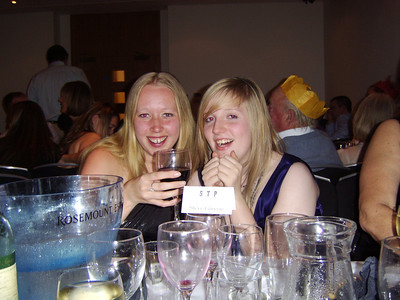 Exodus and Barnet Flying Club Christmas Party 2007