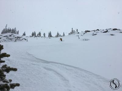 Backcountry Ski Tour