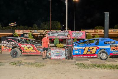 New Egypt Speedway 8-7-21