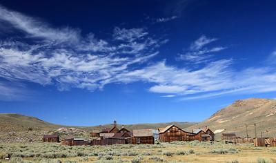 Bodie and the Eastern Sierra Nevada