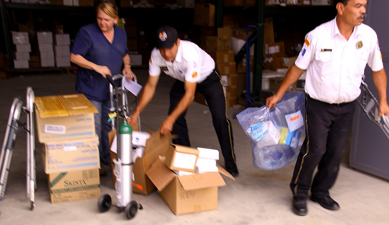 Bomberos Volunteer Firemen