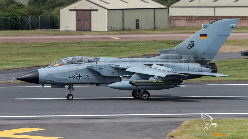 Luftwaffe TaktLwG 33 / PANAVIA Tornado IDS / 46+05