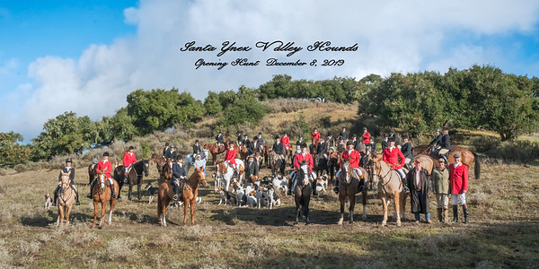 2019 SYVH Opening Hunt