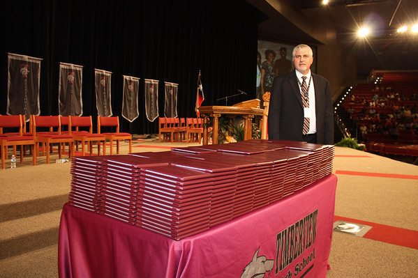 2011 Timberview High School Graduation