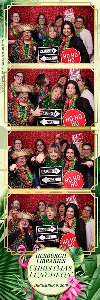 Hesburgh Libraries Christmas Party Prints