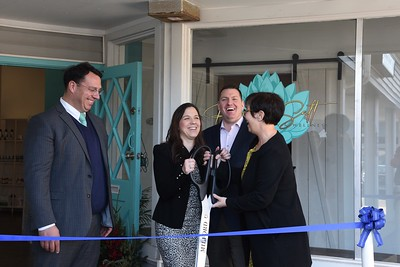 Ribbon Cutting  11/26/19 Revive Salt Therapy