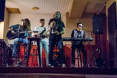 2014.03.21. - The Unplugged Faces a Bázisban