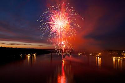 Marist Fireworks