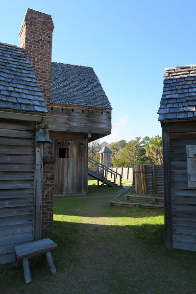 Fort King George State Historic Site (GA)