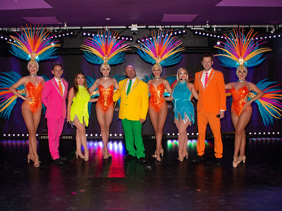 Viva... The Vegas Cabaret Variety Show! 15-09-2021
