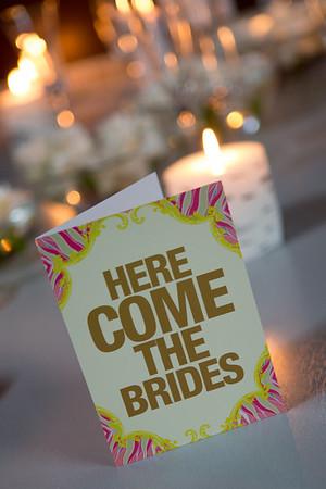 Joyce & Edwige Get Married: 01.09.14