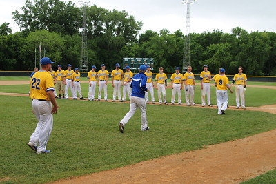 Cubs State Baseball Consolation Games