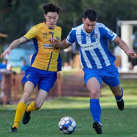 Floreat Athena FC v Inglewood United FC