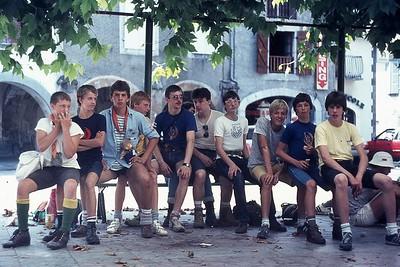 1983-1984 - Kamp - JHN - Lourdes