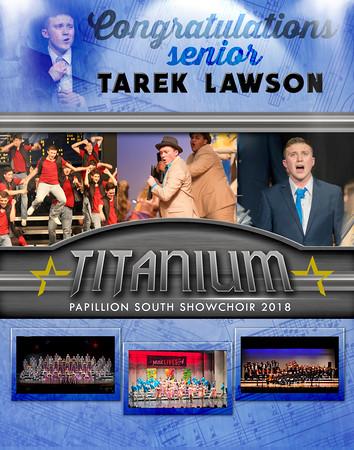 2018 Titanium Seniors