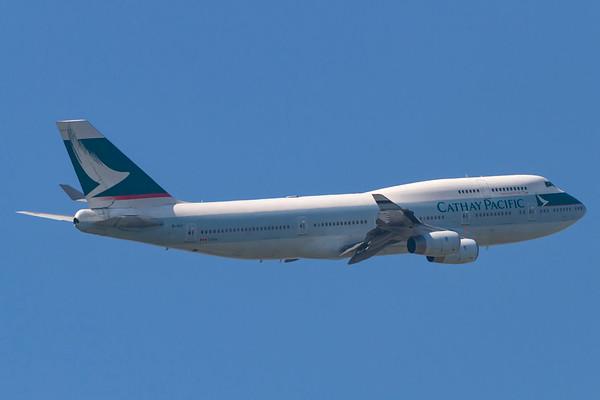 B-HUI - Boeing 747-467
