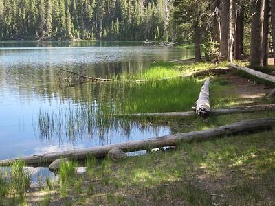 Mt Lassen Backpacking Trip -7/4-7/13