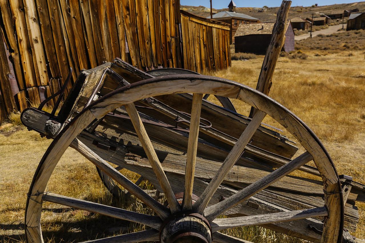 Bodie Wagon Wheel