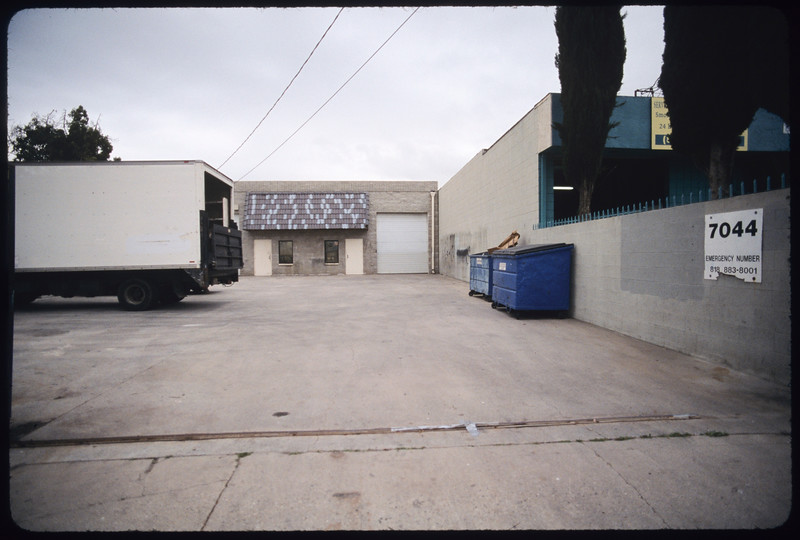 Industrial and commercial sites, Canoga Park, 2005