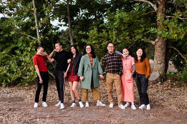 Kwon Family 2018