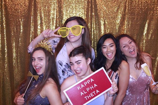Kappa Alpha Theta Formal