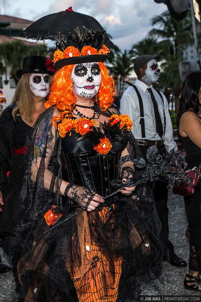 4th Annual South Florida Day of the Dead Celebration, Fort Lauderdale, November 2nd 2013