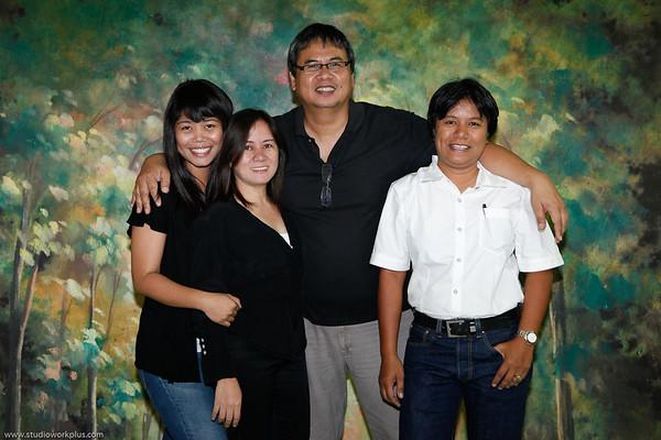 DENR Executives and Staff