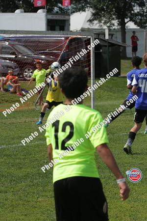 U12 Boys - Woodbury Dynamo vs St_ Paul United